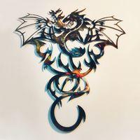 Decorațiune de perete - Dragon