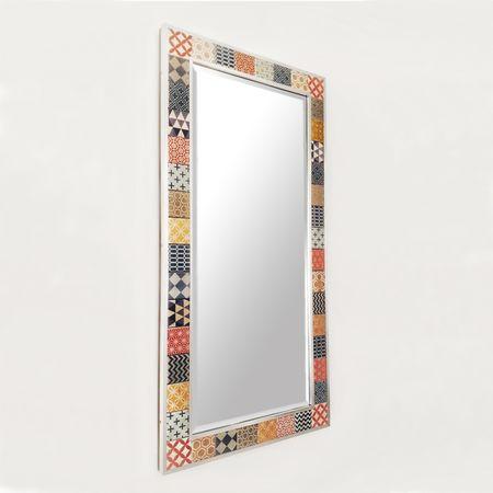 Oglindă cu piatră naturală
